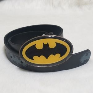 "Small 27.75"" Batman Buckle Belt"